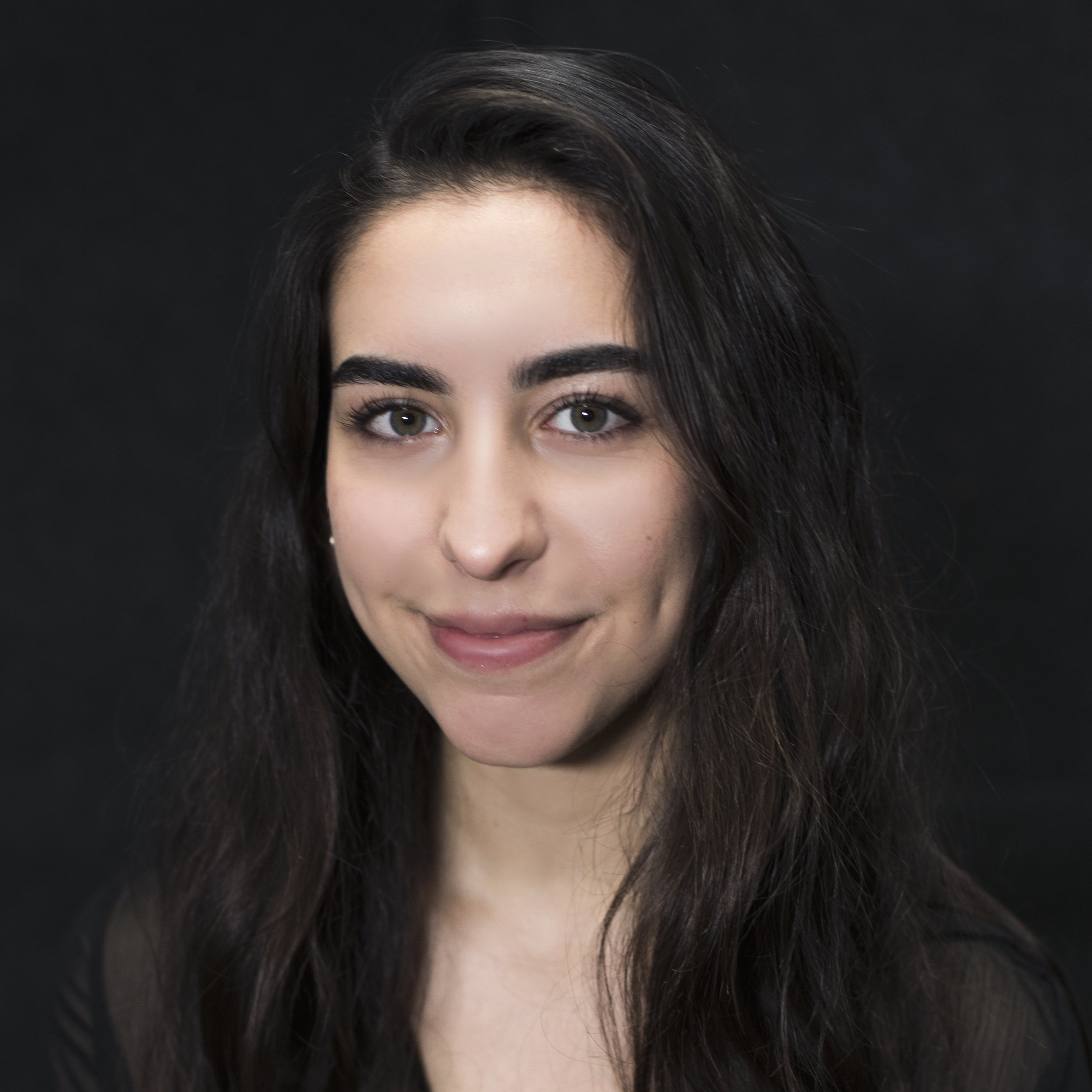Ayah Zeineddine | Assistant Director & Co-Writer   Ayah is a fourth-year Media Production student with a double concentration in Screenwriting and Video Production. She has a passion for storytelling in both horror and comedy genres. She hopes to work as a television writer/director in the future.
