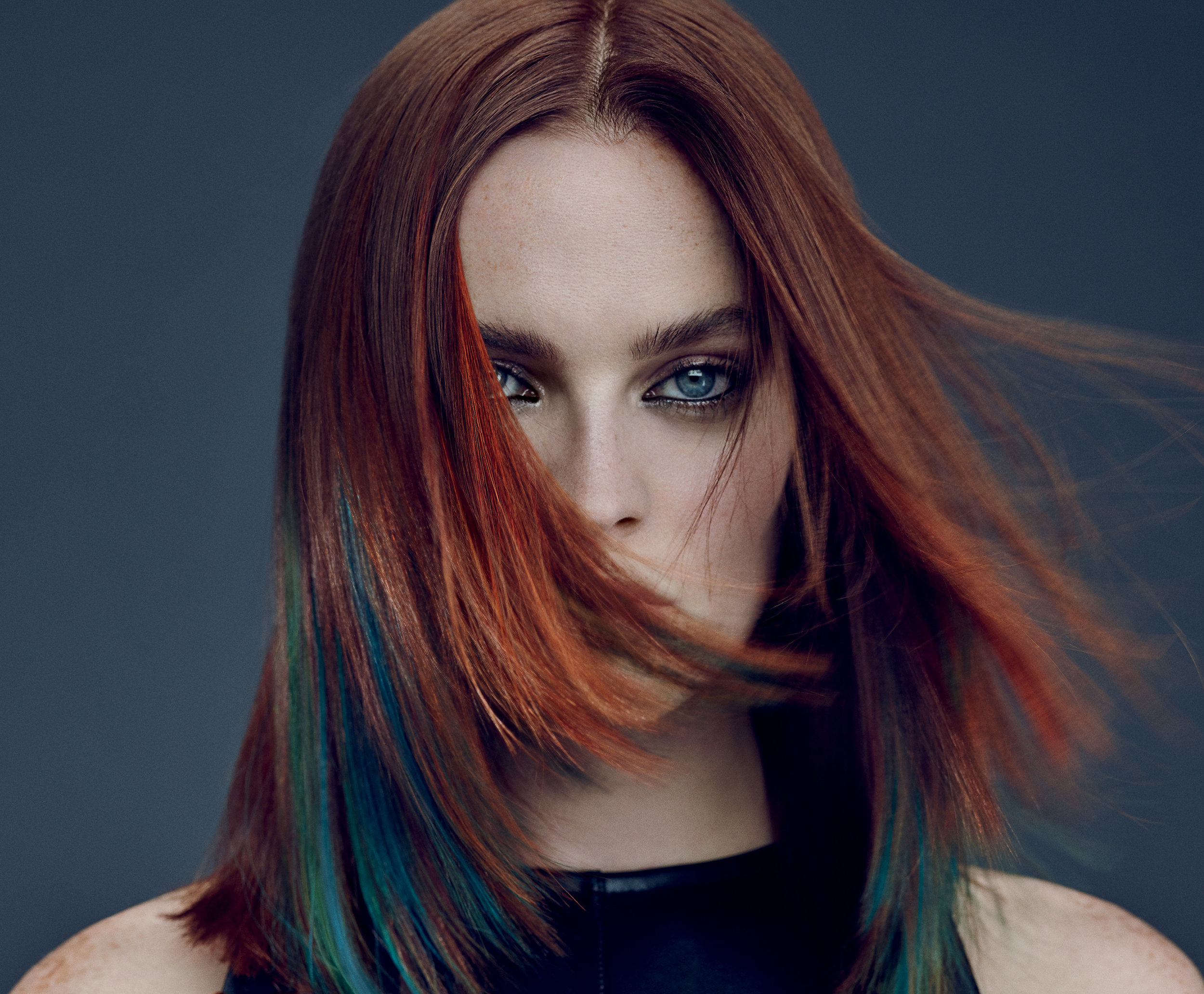 Colour Special - Combination Colour - $235Tint regrowth, up to 15 foils, semi-permanent inbetween or after foils, shampoo, haircut and blowdry (short to medium hair length, add $20 for long hair)