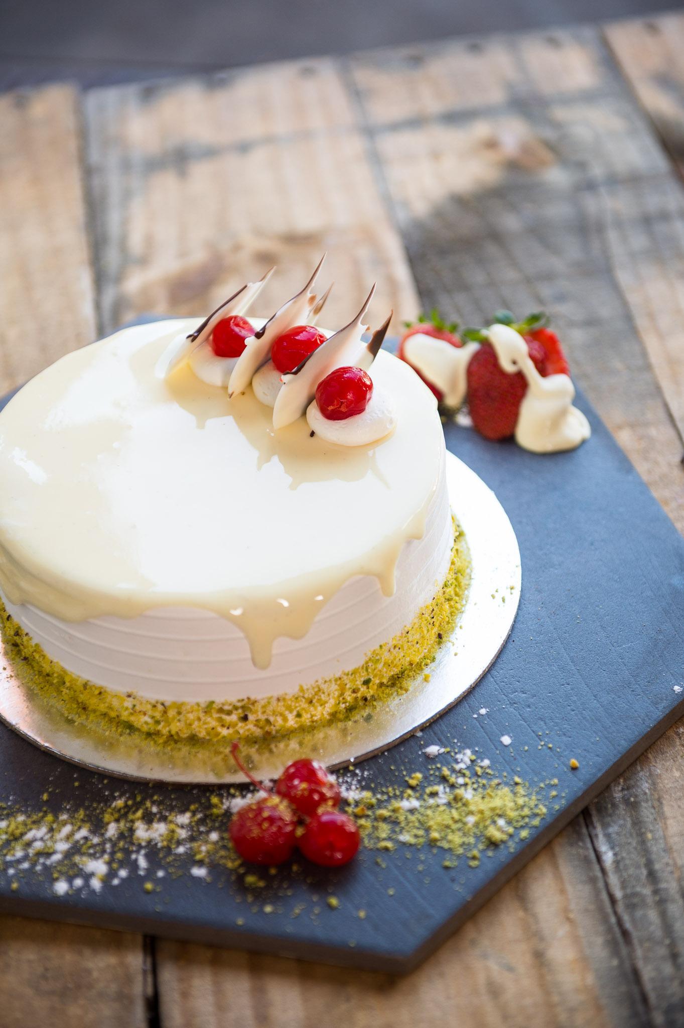 Vanilla Cream & Jam