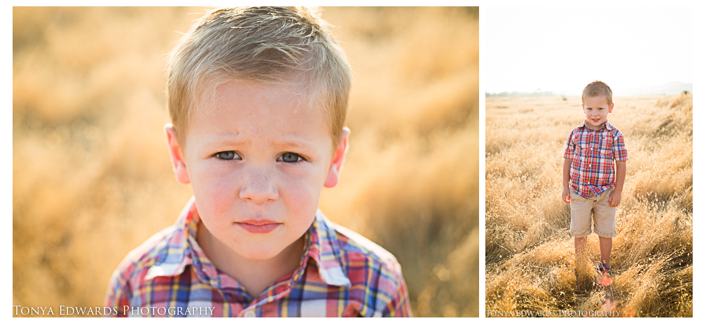 Tonya Edwards | Oroville Family Photographer | fall family photography