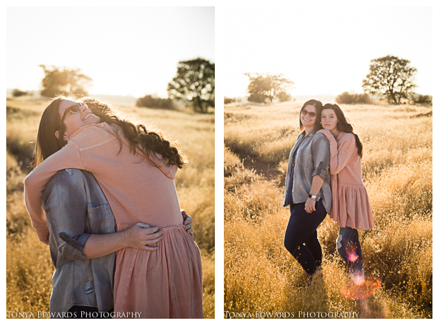 Tonya Edwards | Oroville Family Photography | mother daughter love