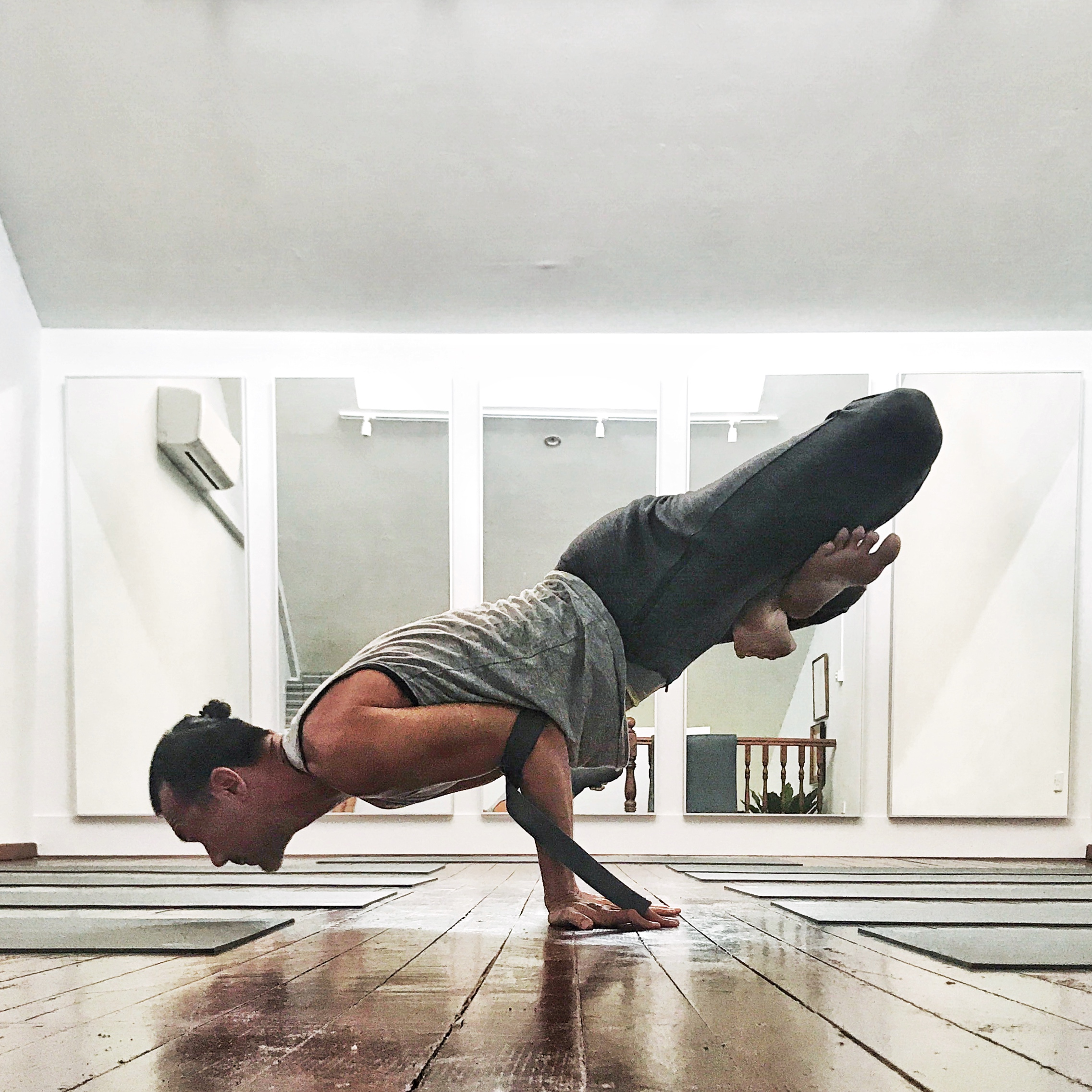 Viparita Shalabhasana or Full Locust Pose