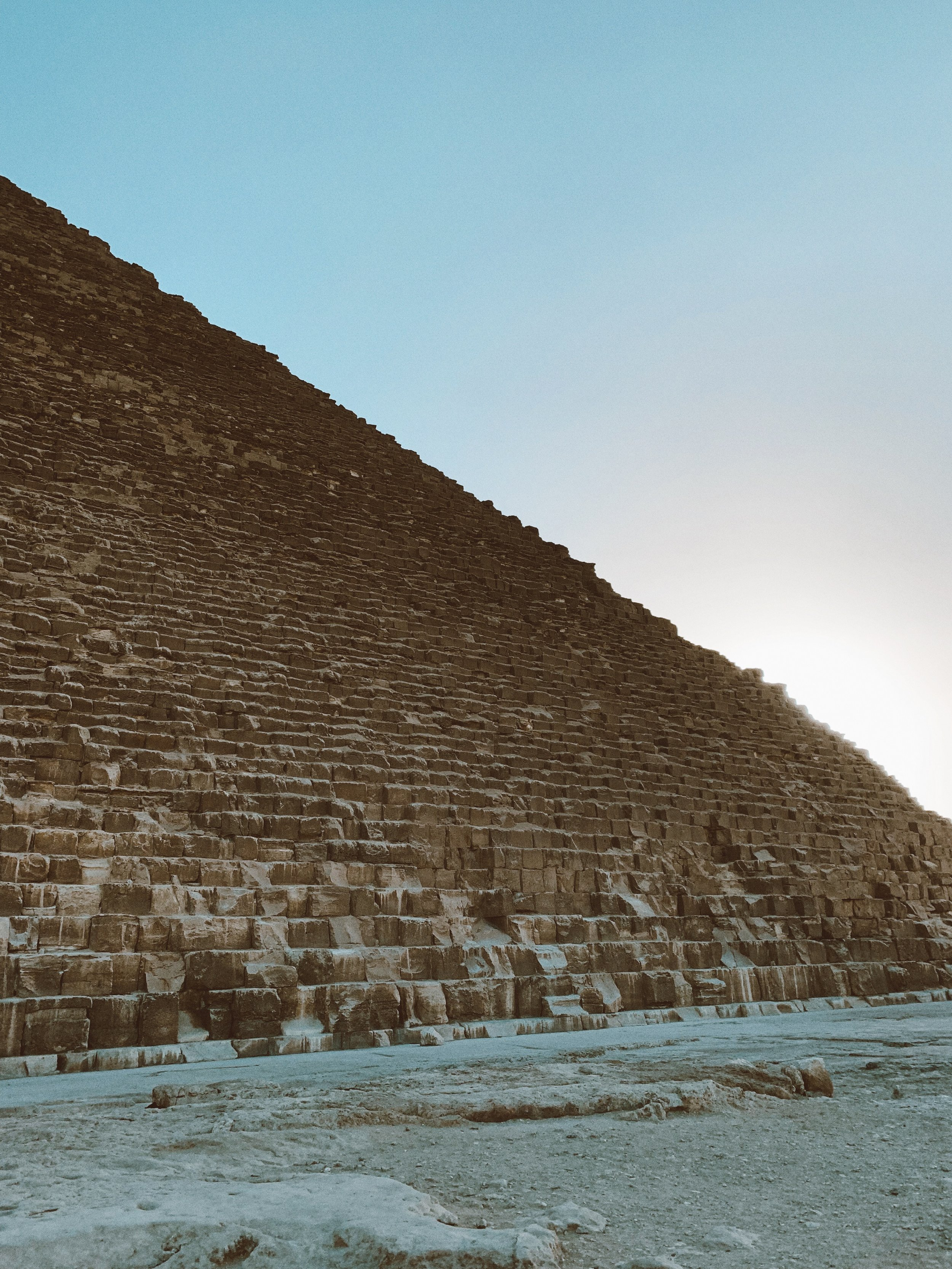 Journey into the Great Pyramid of Giza