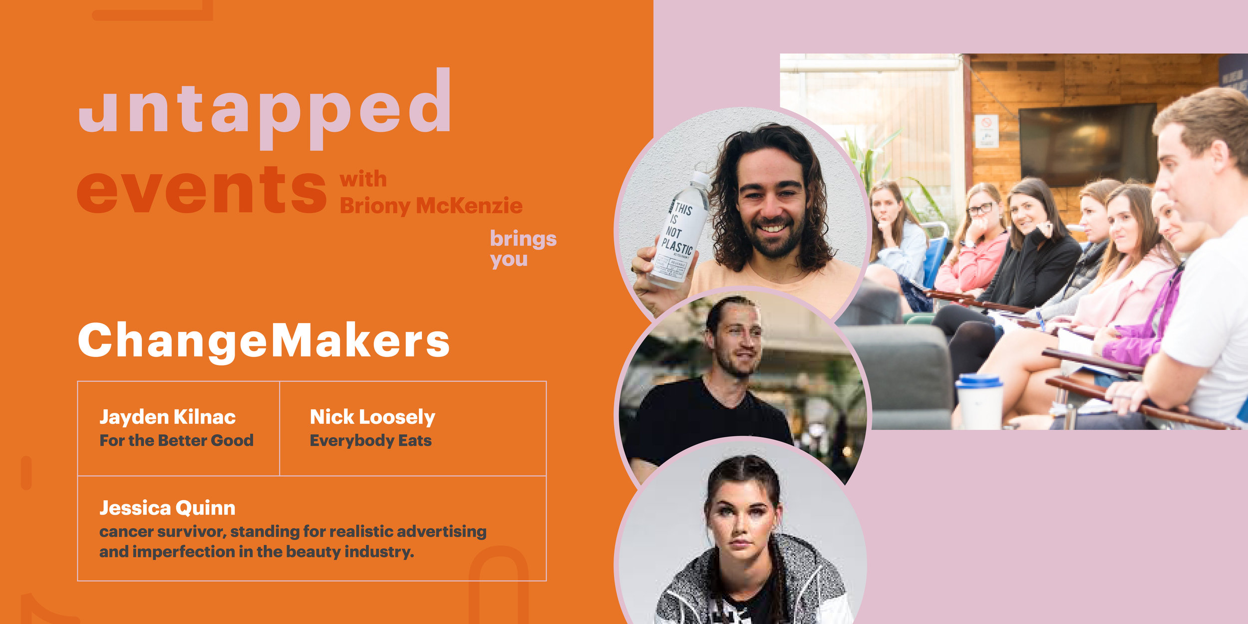 UNTAPPED CHANGEMAKERS EVENT -