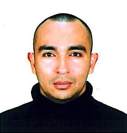 Percy Enrique Guecara Barrientos -