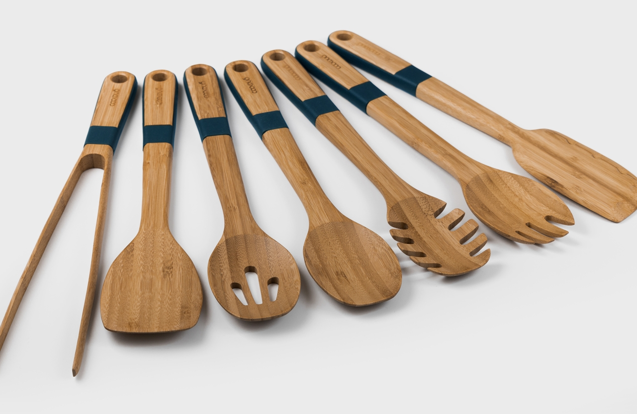 Bamboo Tools - Eco-friendly bamboo tools with a little extra grip
