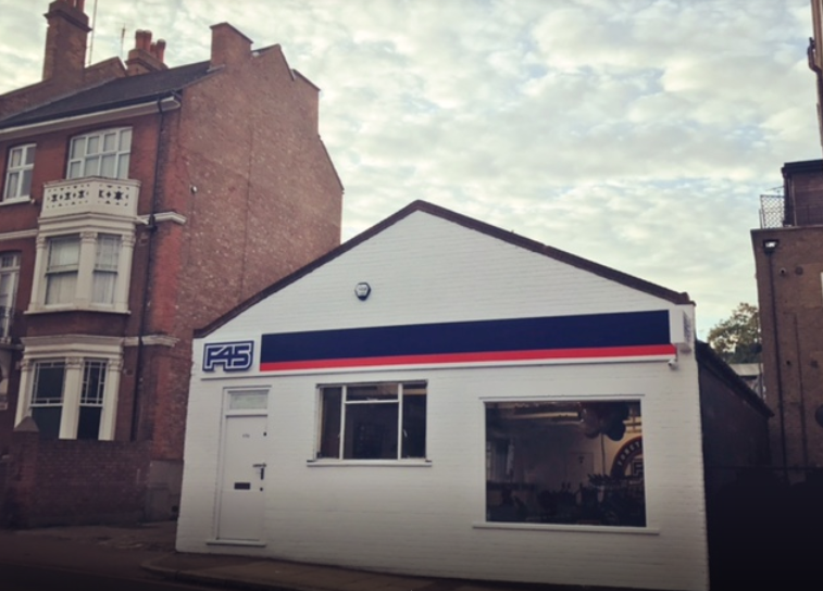 I MOVE ME F45 Wandsworth Outside London Gym Studio
