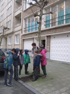Les élèves décident des espèces et espaces à planter