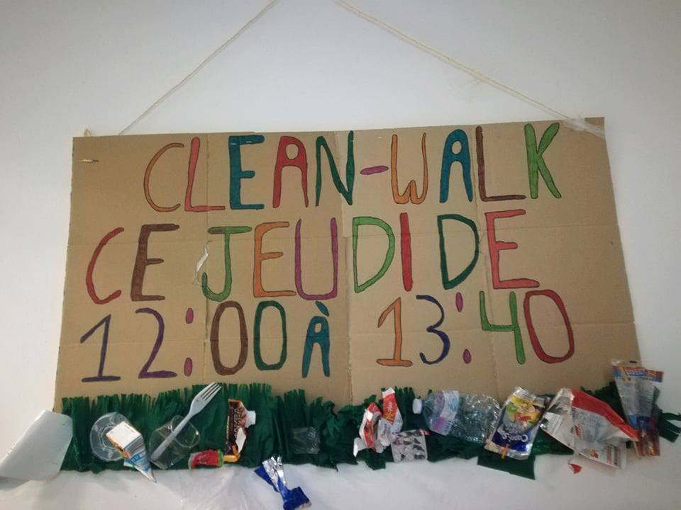 Cleanwalk - A refaire!