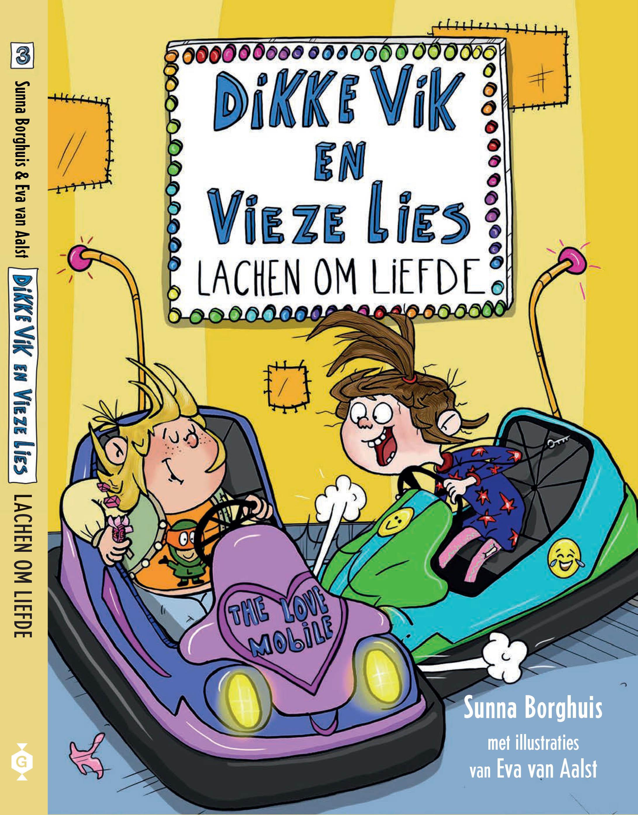 Dikke Vik en vieze Lies III - Geschreven door Sunna BorghuisUitgegeven door Gottmerfebruari 2019