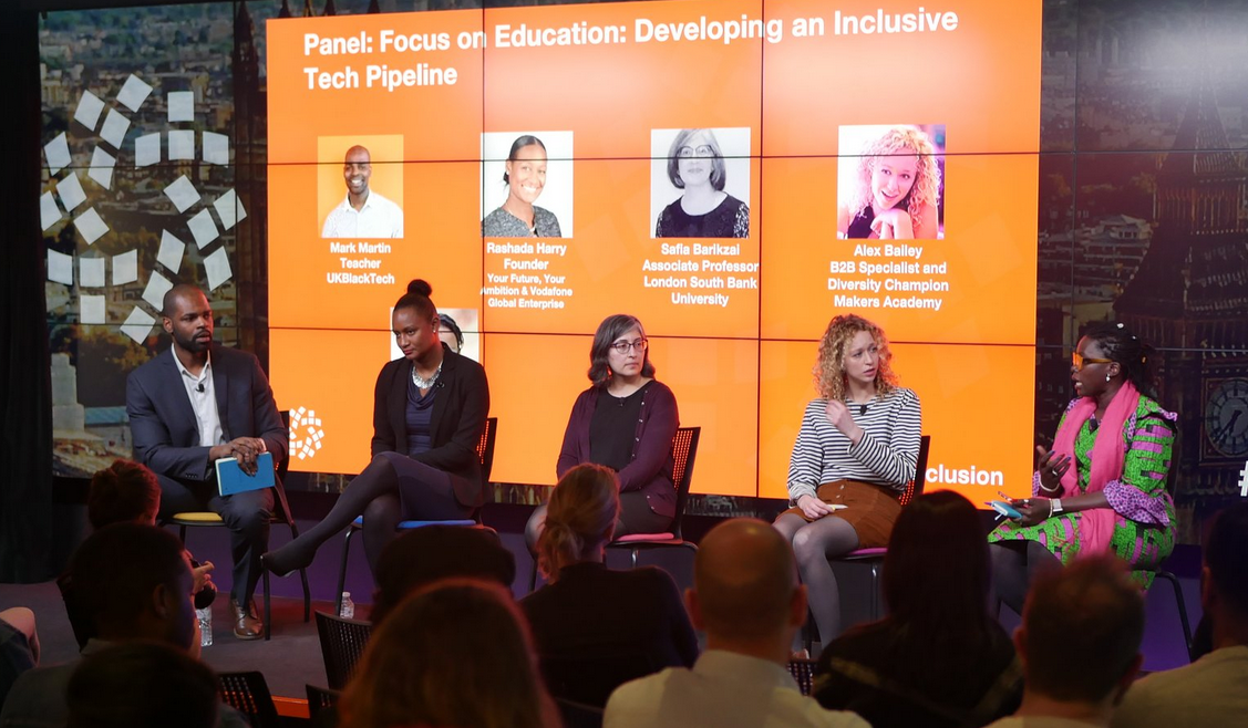 Focus on Education - Developing an Inclusive Tech Pipeline