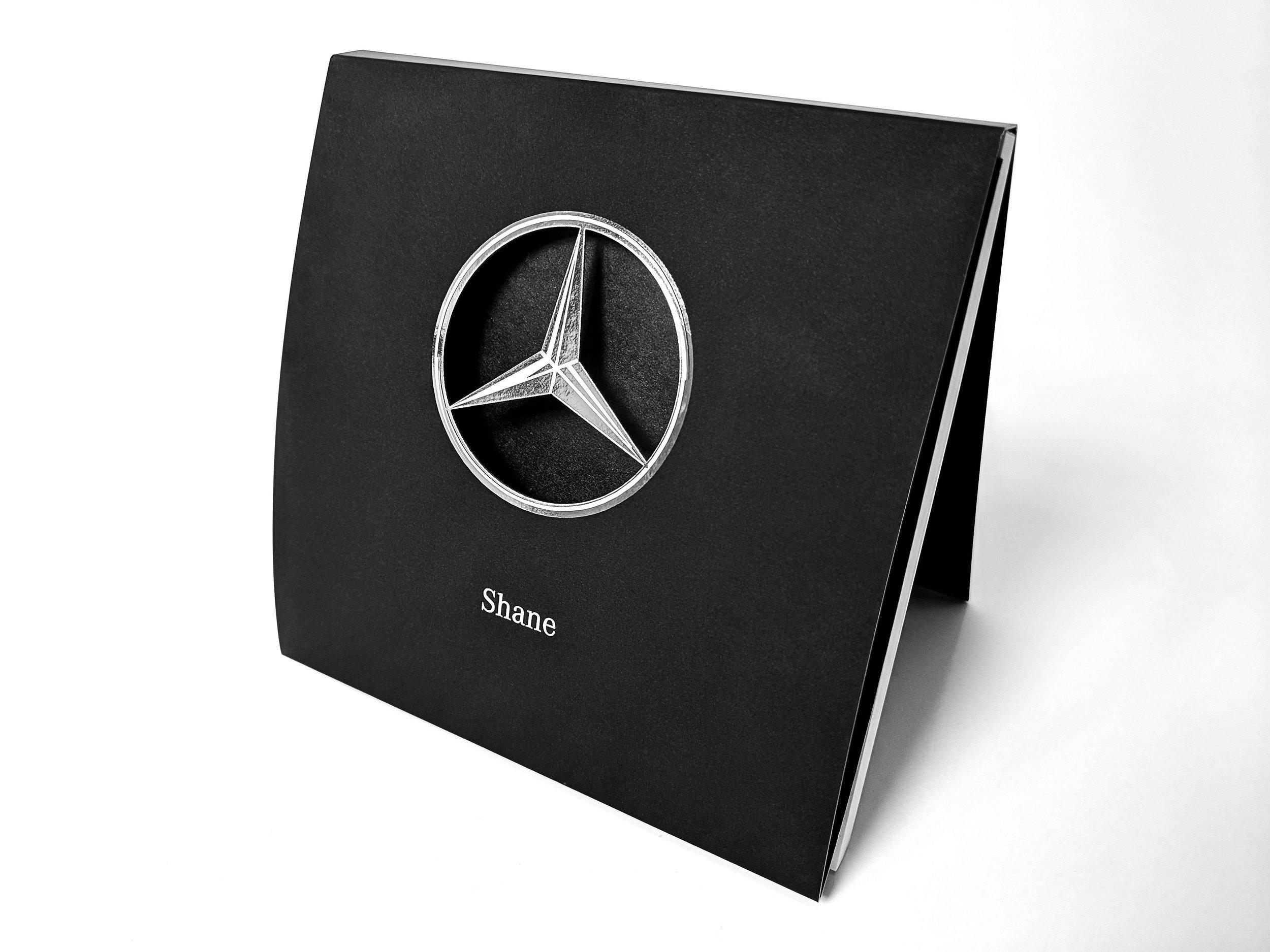 Mercedes Benz Notebook