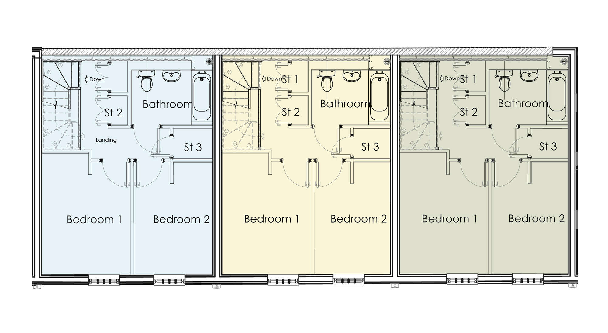 First floor - click on plan to enlarge