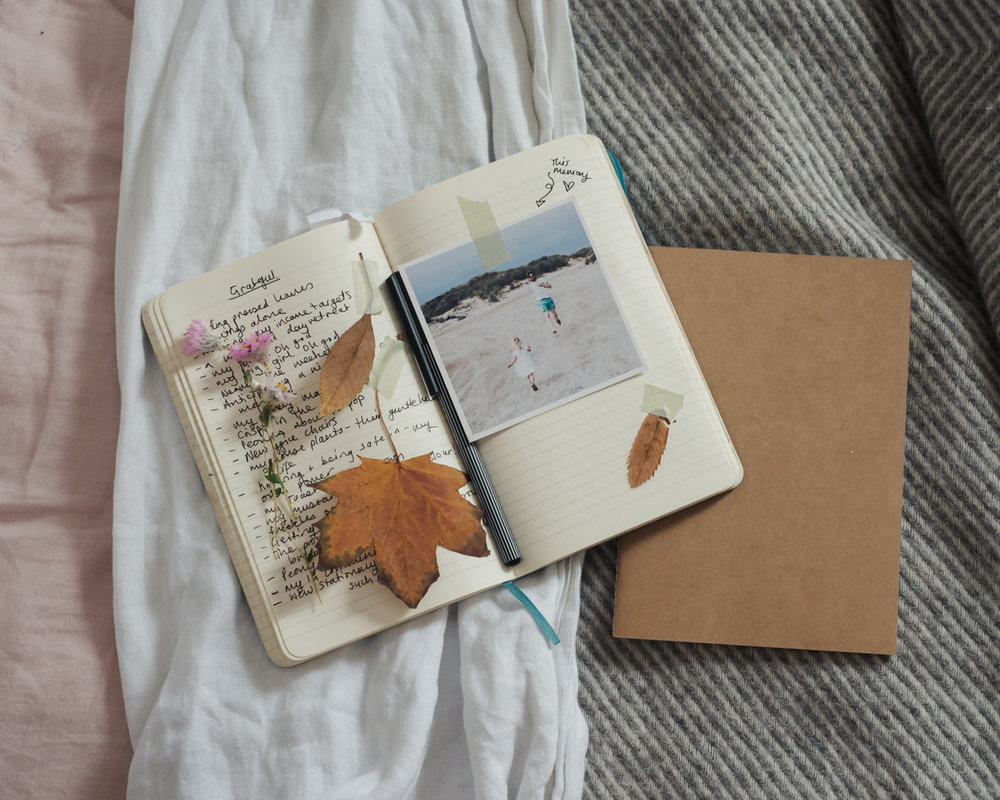 Journal your Way to Magic -