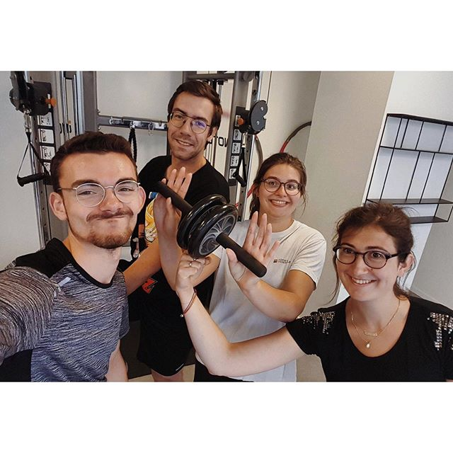 It's Wednesday and time for our weekly workout! ���♀� ���♂�⠀ ⠀ At VB we take care of our health. Exercise during the work day makes us feel better, happier and we become more focus and efficient at work and relaxed at home.⠀ ⠀ The greatest wealth is health 🧘�♀�⠀ ⠀ #wednesdayworkout #gymtime #teamwork #stressreduction #physicalhealth #physicalfitness #nopainnogain #startuplife #copenhagenlife #inspireothers #stayfocused #employeewellness #wealthishealth #sports #sport #sportlife #sporting #community #workcommunity #worklifebalance #workethic #healthychoices #healthylife #healthyliving #healthylivingjourney