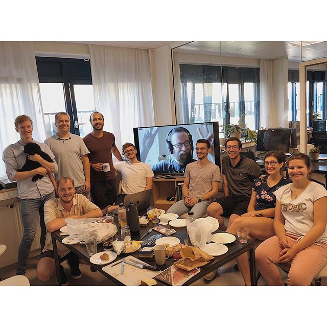 Team Breakfast �🥞⠀ ⠀ At Vital Beats we love activities that bring us together 👌� So, every Friday we meet up and enjoy our Breakfast for Champions - sometimes our remote colleagues also zoom in 🤠🇬🇧⠀ ⠀ #breakfast #breakfasttime #breakfastlover #breakfastofchampions #breakfastclub #breakfastgoals #teamculture #teamwork #team #company #companyevents #companylife #copenhagen #copenhagenlife #copenhagenfood #remote #remotework #remoteworking #remoteoffice #remotelife #remoteworkers #remoteworklife