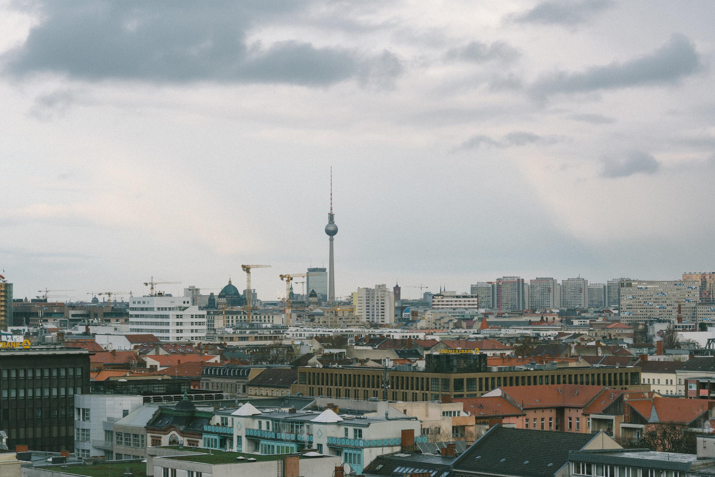 distant view from schöneberg.