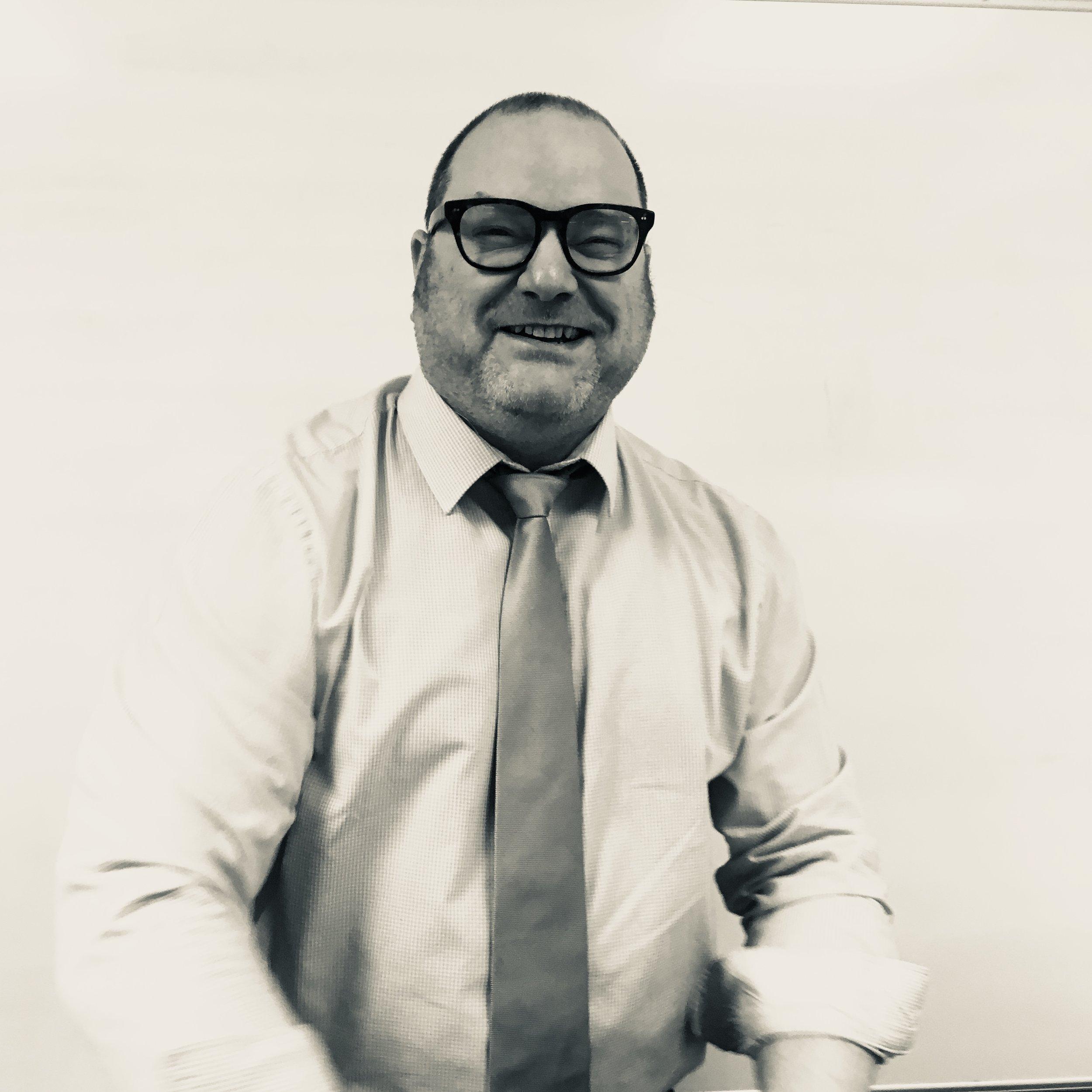 Alan   Timmins - Finance Manager