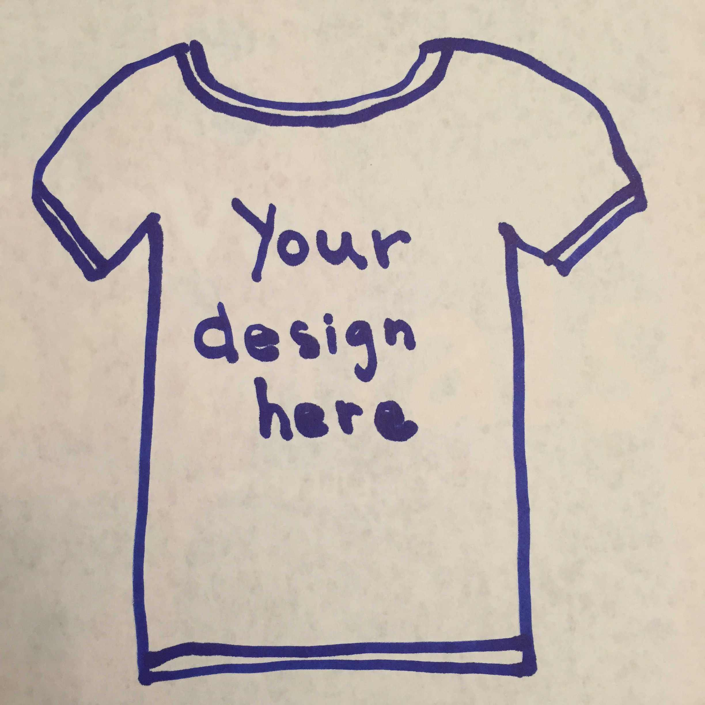 Your design here template