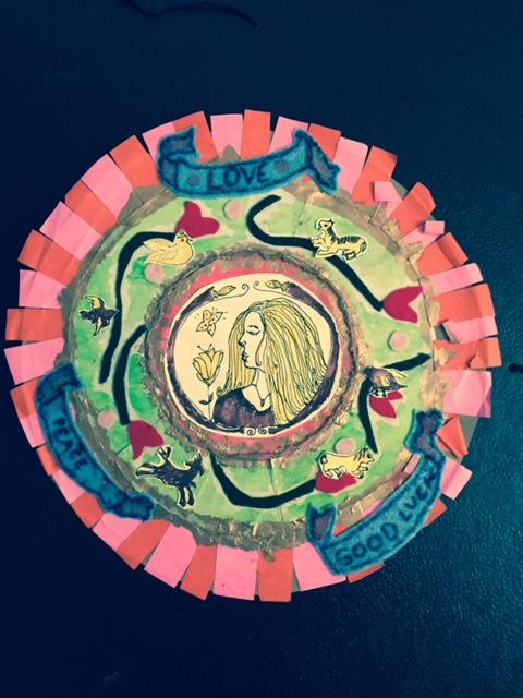 Dharma art inspiration