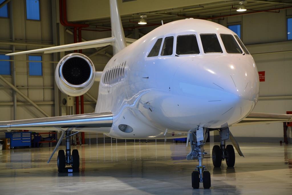 2006 Falcon 2000 Exterior 1