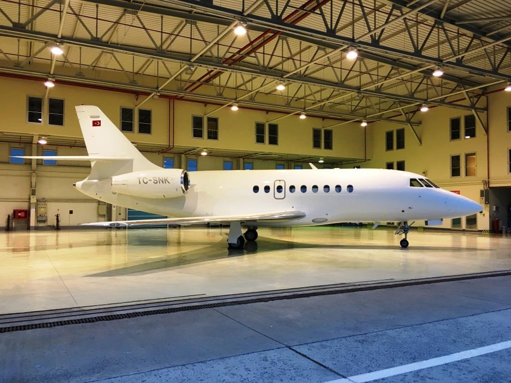 2006 Falcon 2000 Exterior 10