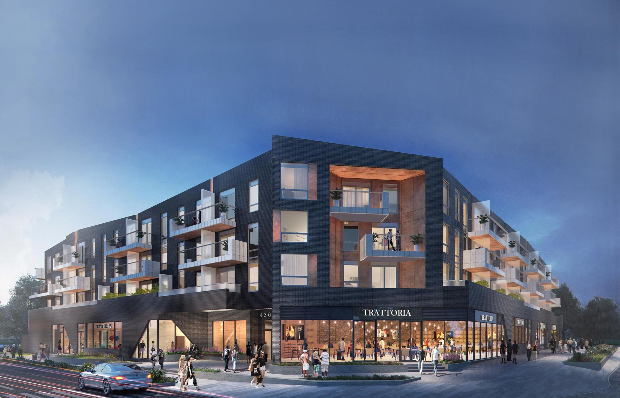 Life at 430 - Mid-rise Condo coming to Barrie, Ontario. Stay tuned for updates.