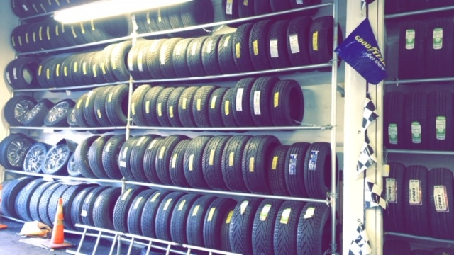 New or used tires and rims available
