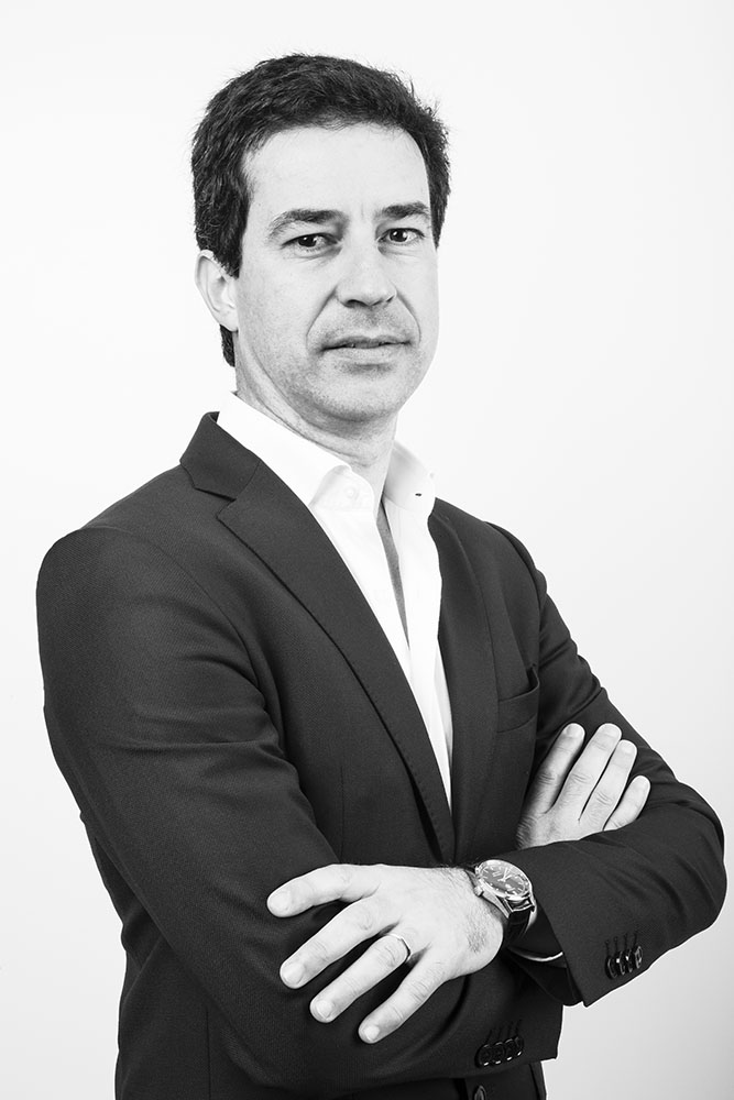 Alexandre Peralta - CFO