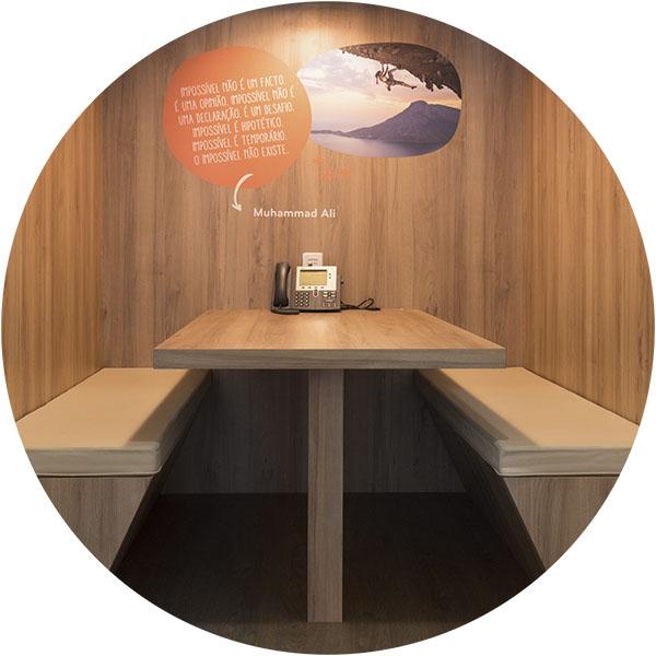 Meetings Booths