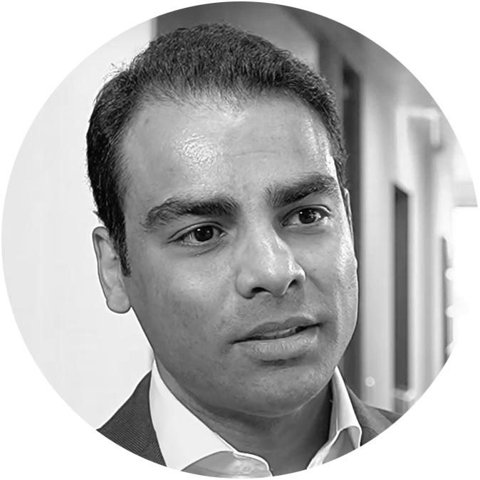 Omar Guerra Administrador Executivo, Banco BAI Europa