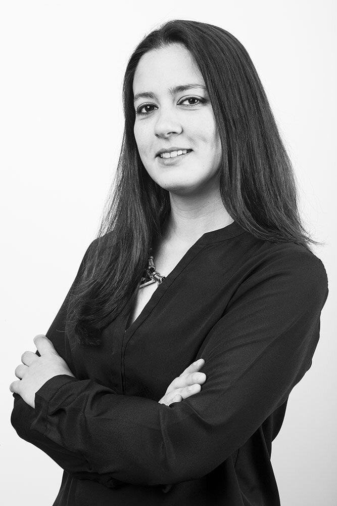 Andreia Ferreira - Quality Manager