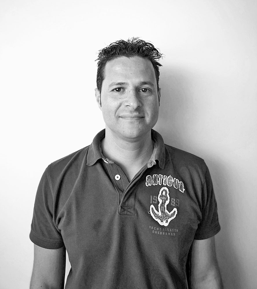 Abel Mocito - Site Manager