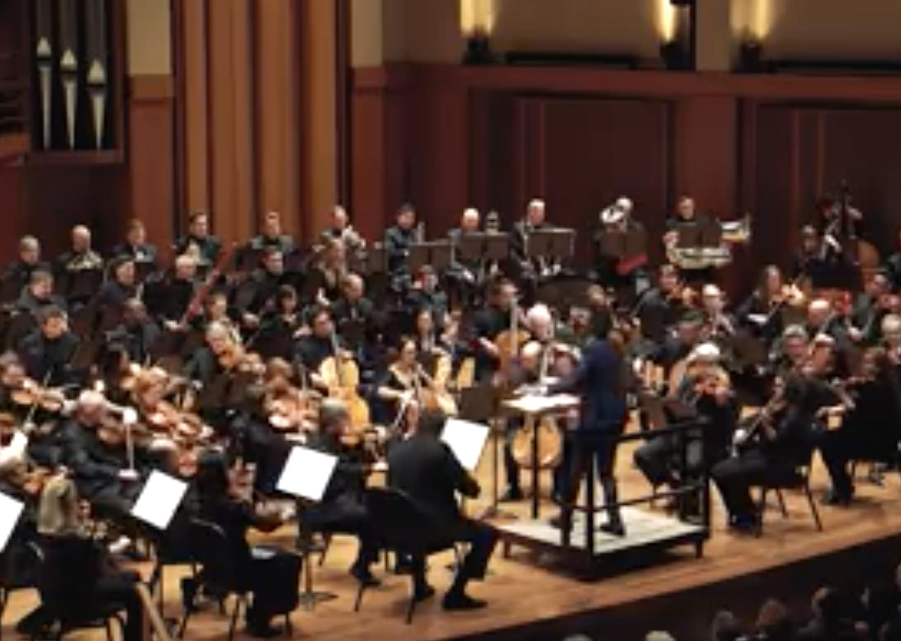 Jonathon Heyward's Outstanding Seattle Symphony Debut -