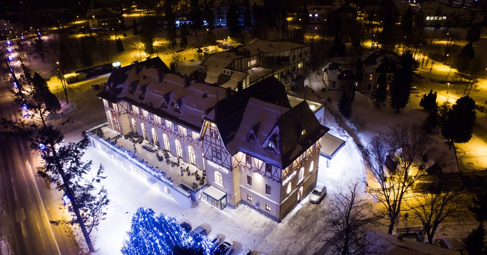 Hotel Lomnica | Tatranská Lomnica
