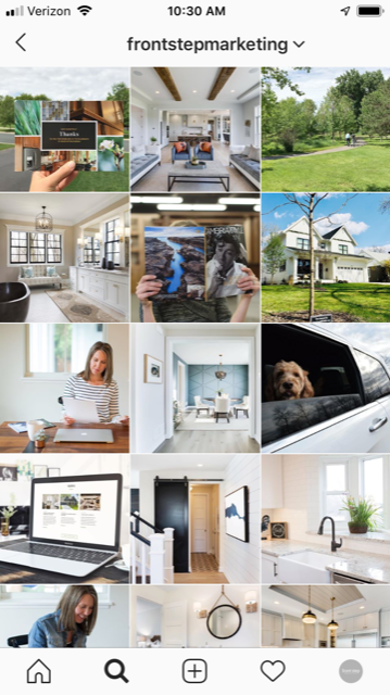 Instagram Manager for Home Builders and Remodelers