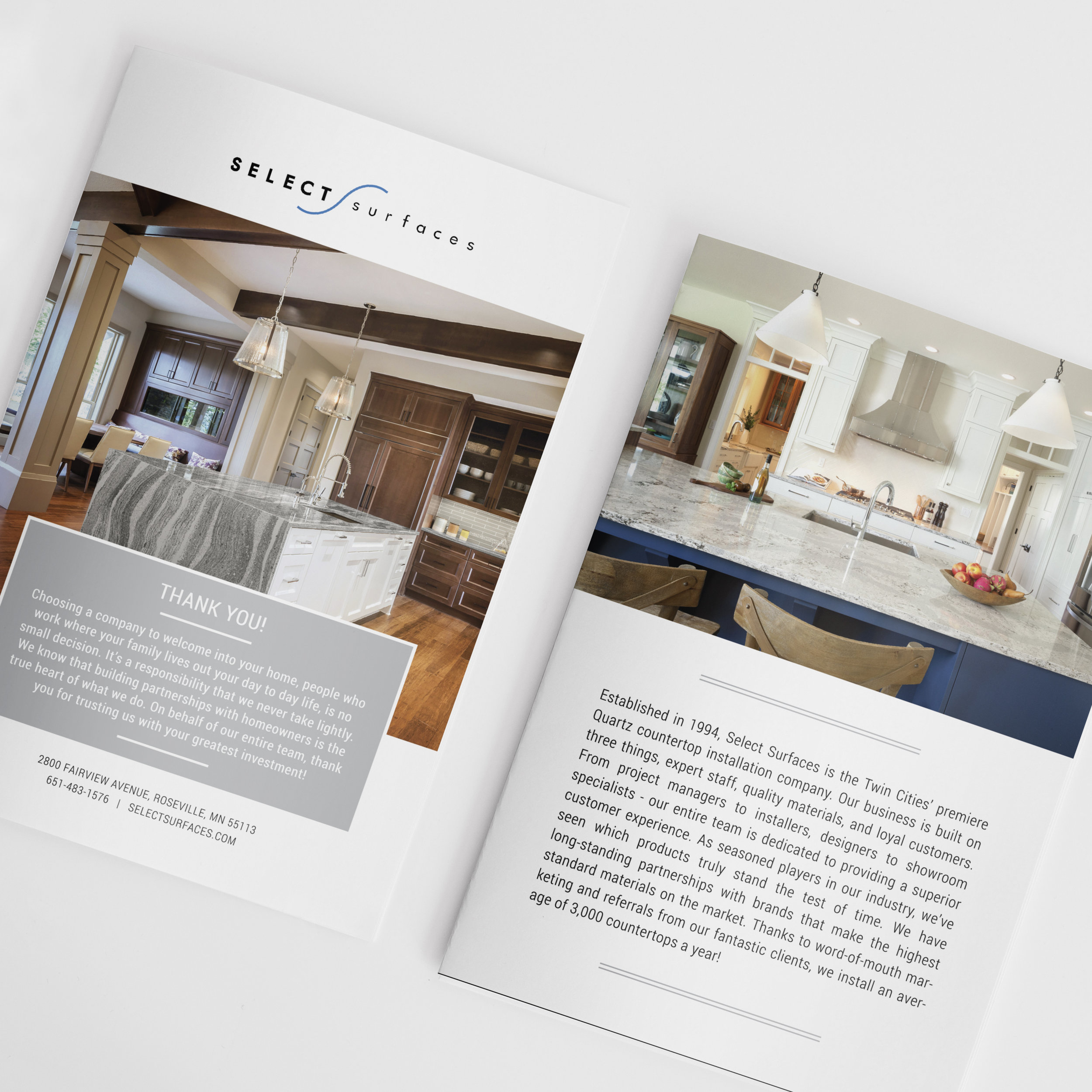 Graphic Design for Remodeling Contractor