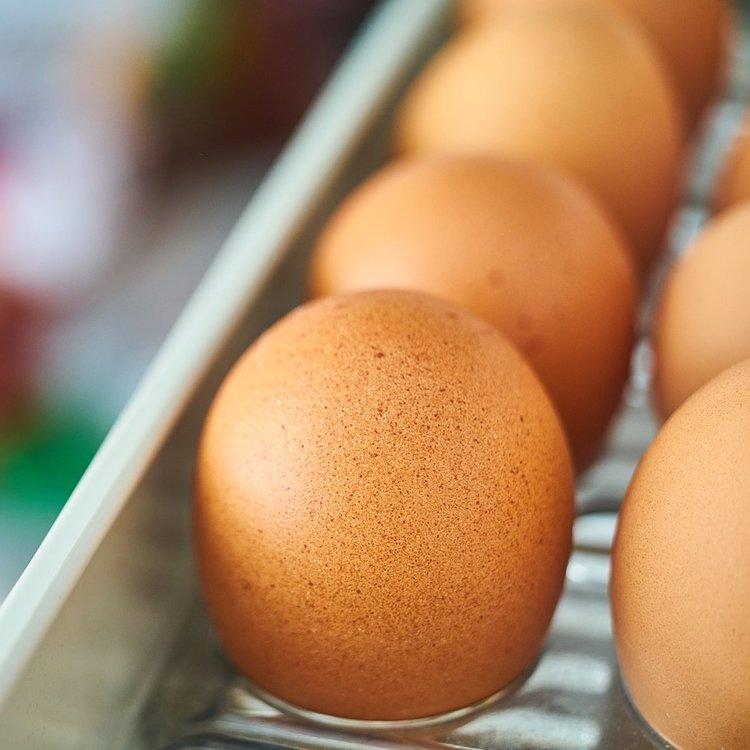 Eggs Professionally Organized In Refrigerator.jpg