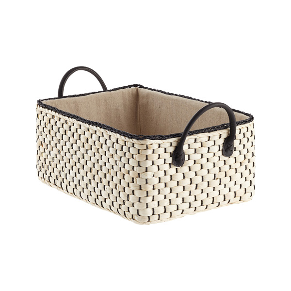 Loft Woven Storage Bins with Handles