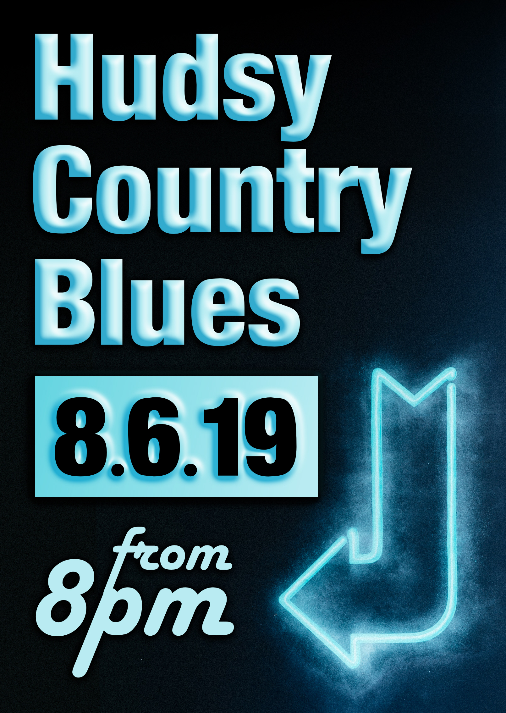 Hudsy Country Blues