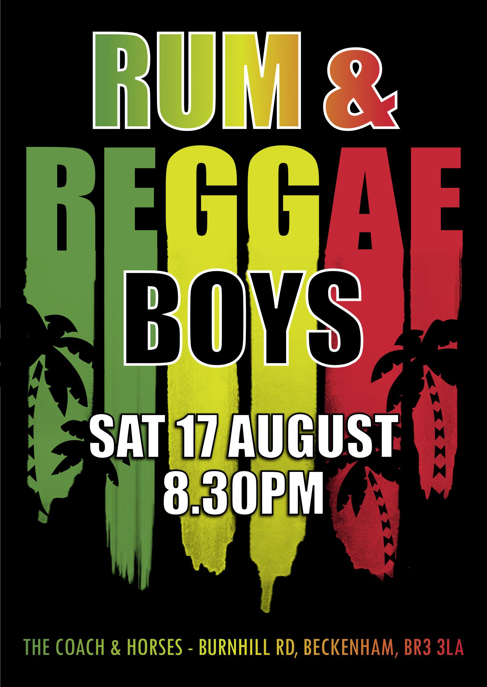 Rum & Reggae Boys