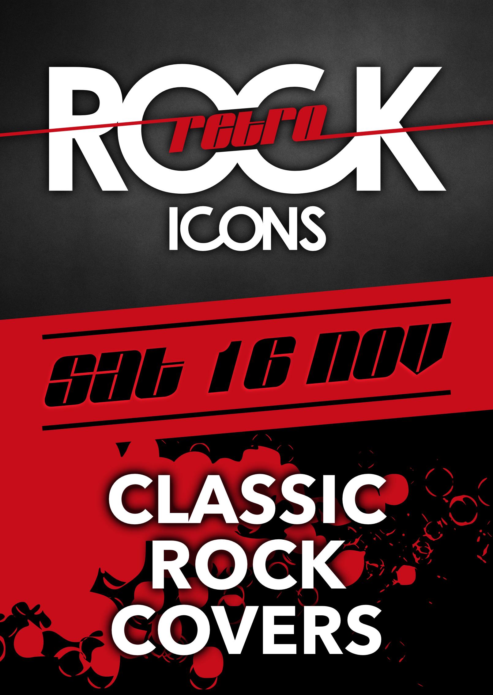 Retro Rock Icons