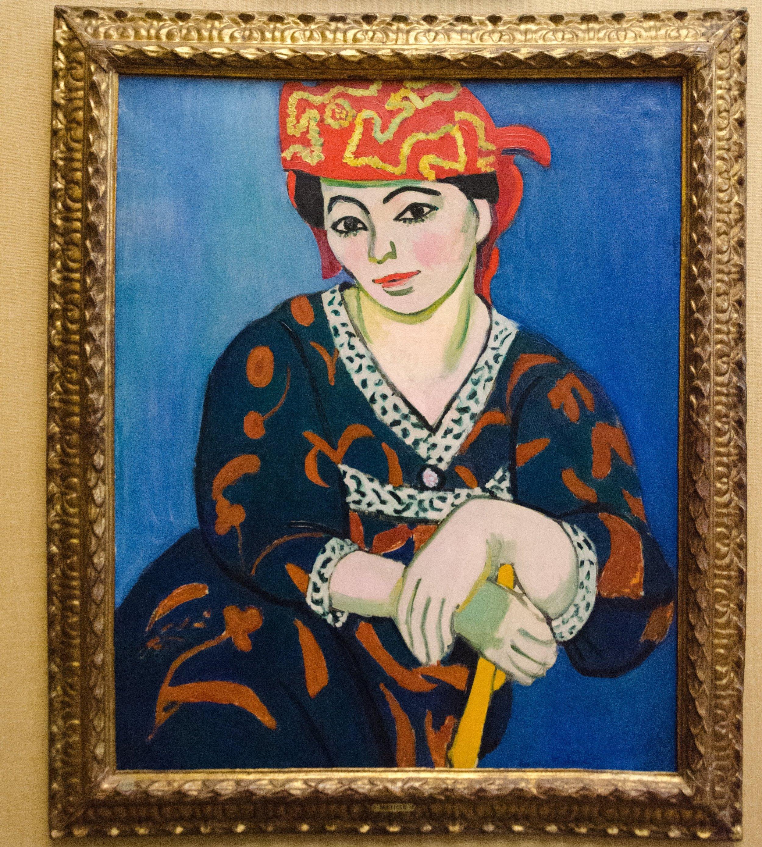 Henri Matisse always inspires me.