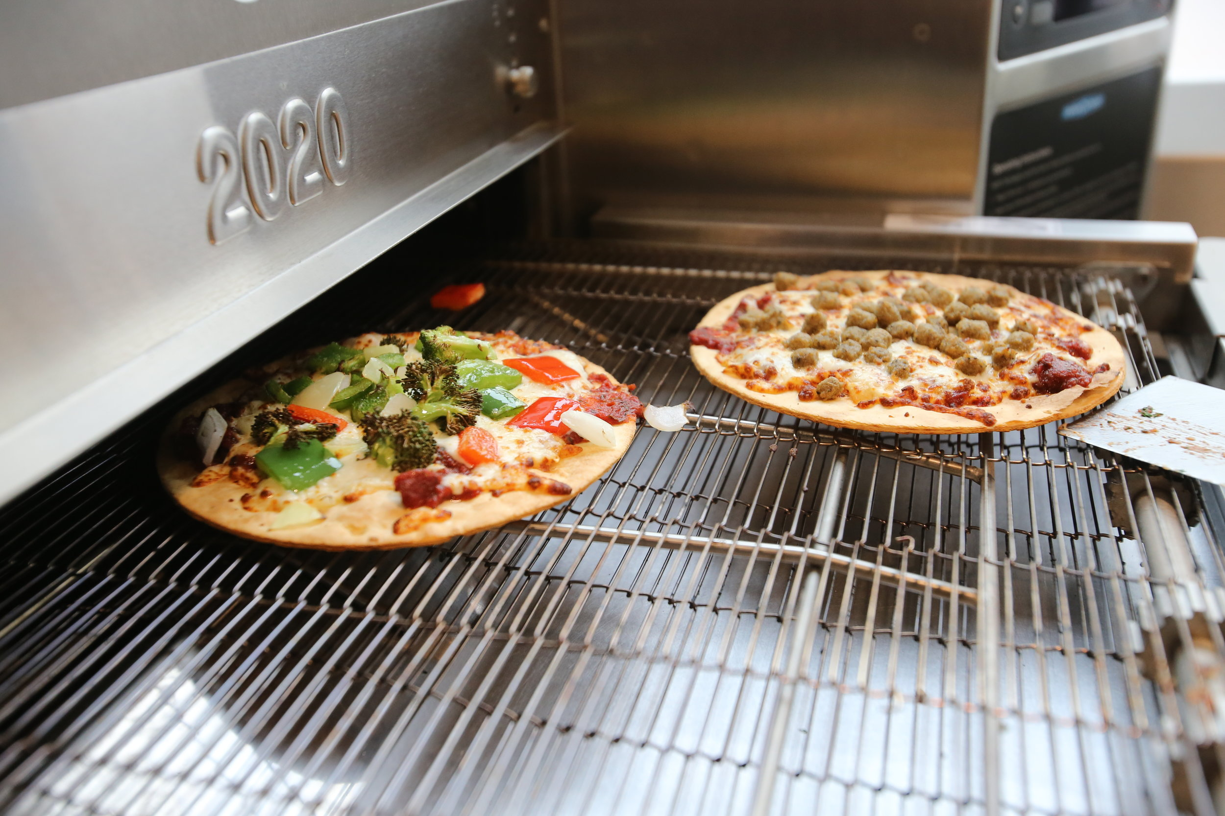Crust - Pizza is not just a staple for consumers, it's a Chicagoland staple. With traditional hand-tossed favorites, gourmet thin crust options, gluten-free options, calzones, and everything in between – The Crust offers more than just pizza.