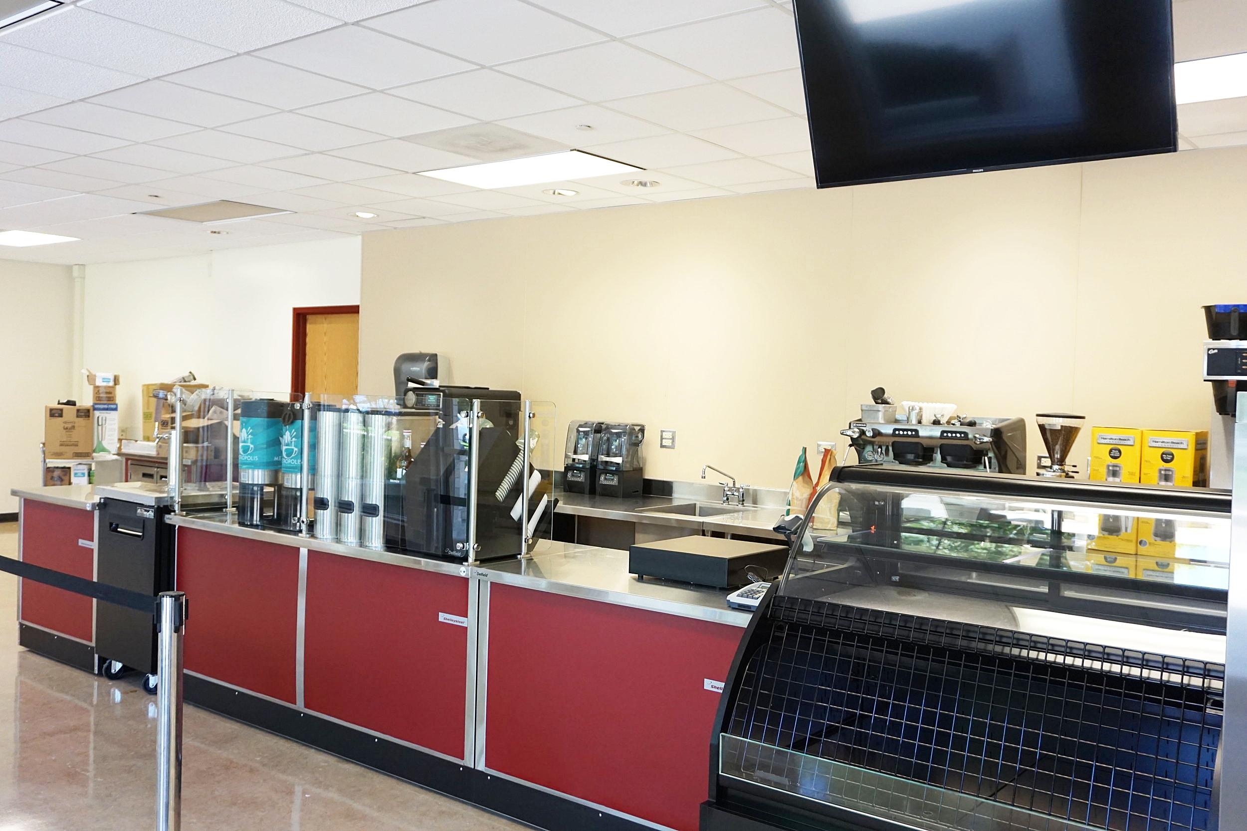 New Addition- Coffee Bar