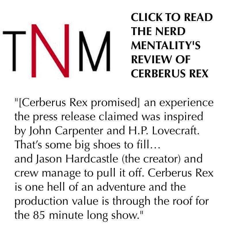 The Nerd Mentality- Cerberus Rex Review