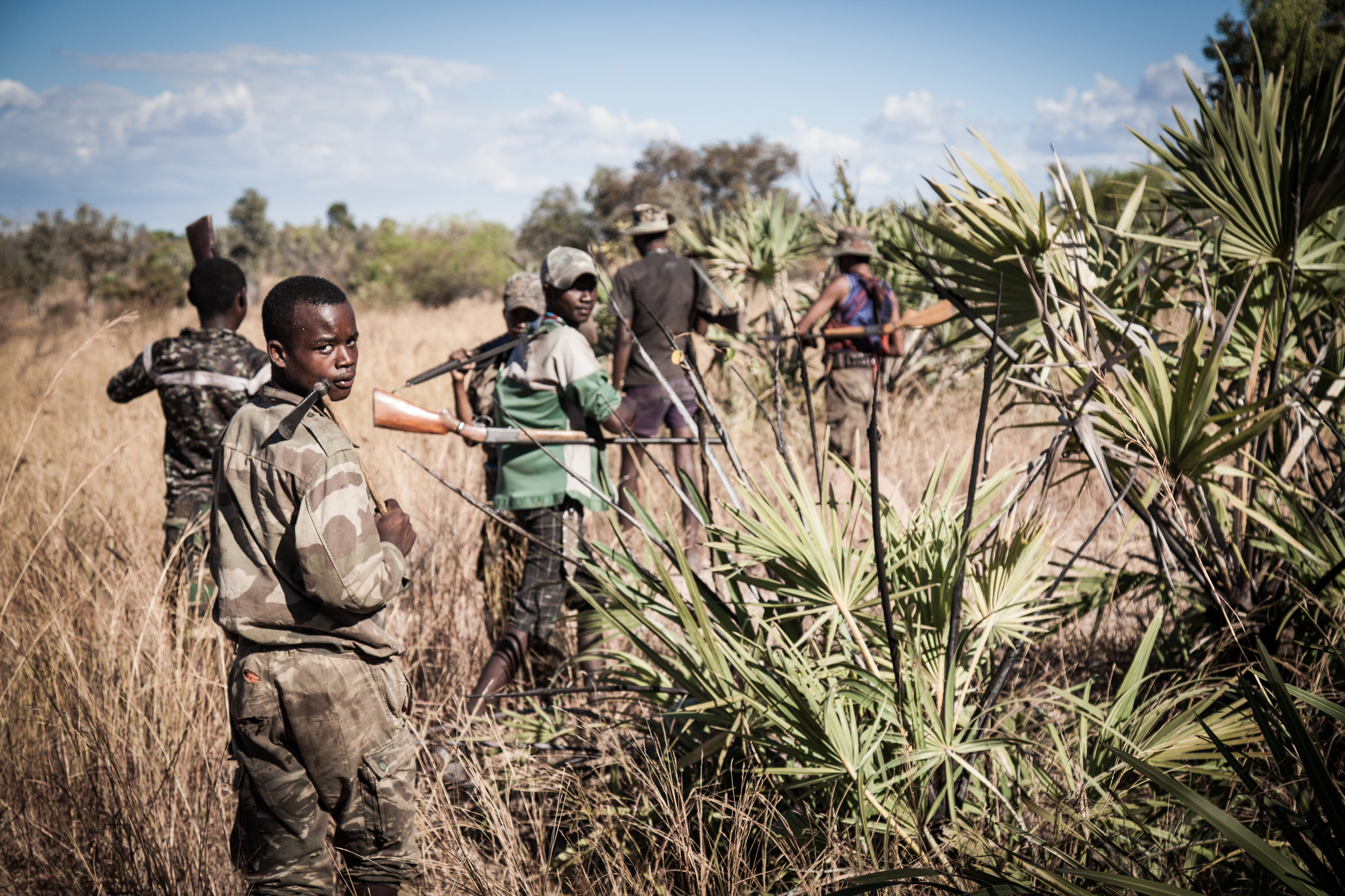 Dahalo (bandits and cattle rustlers) are accused of thousands of murders each year in Madagascar