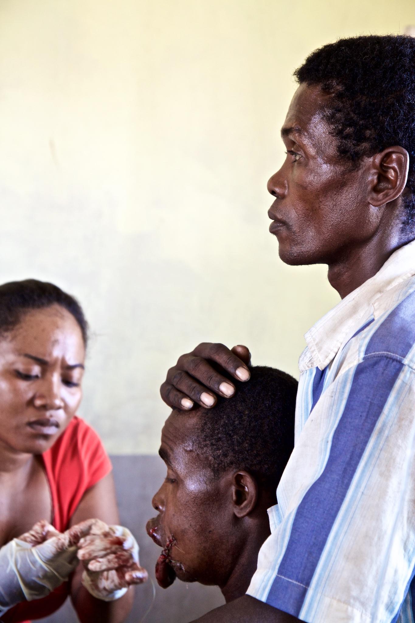 Madagacar's Regional Nurses