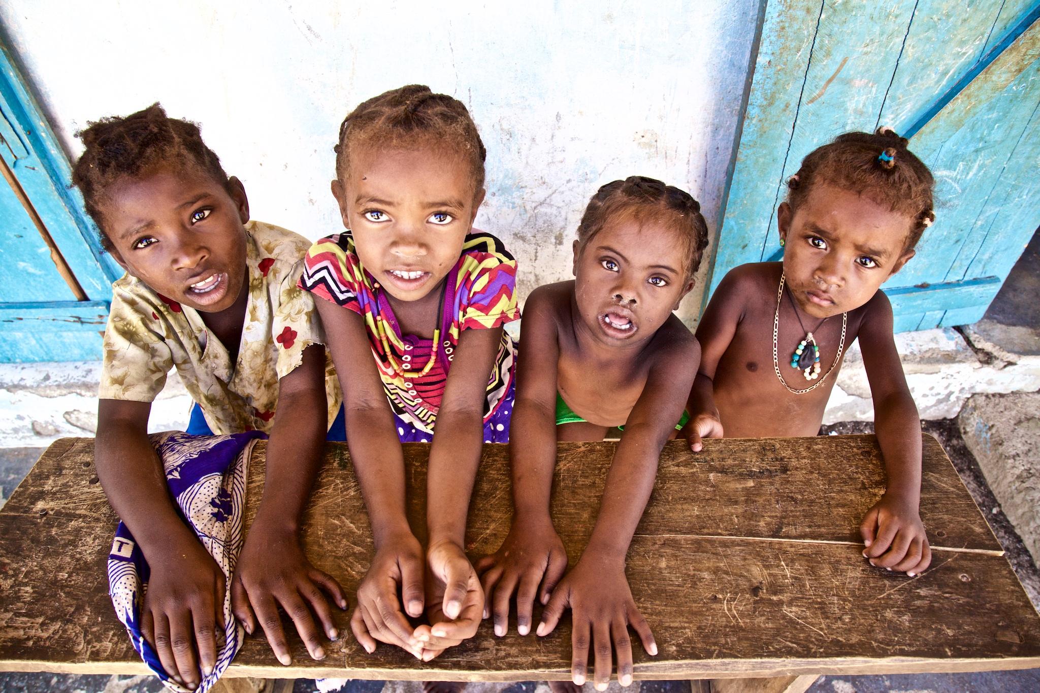 Girls from Volambita