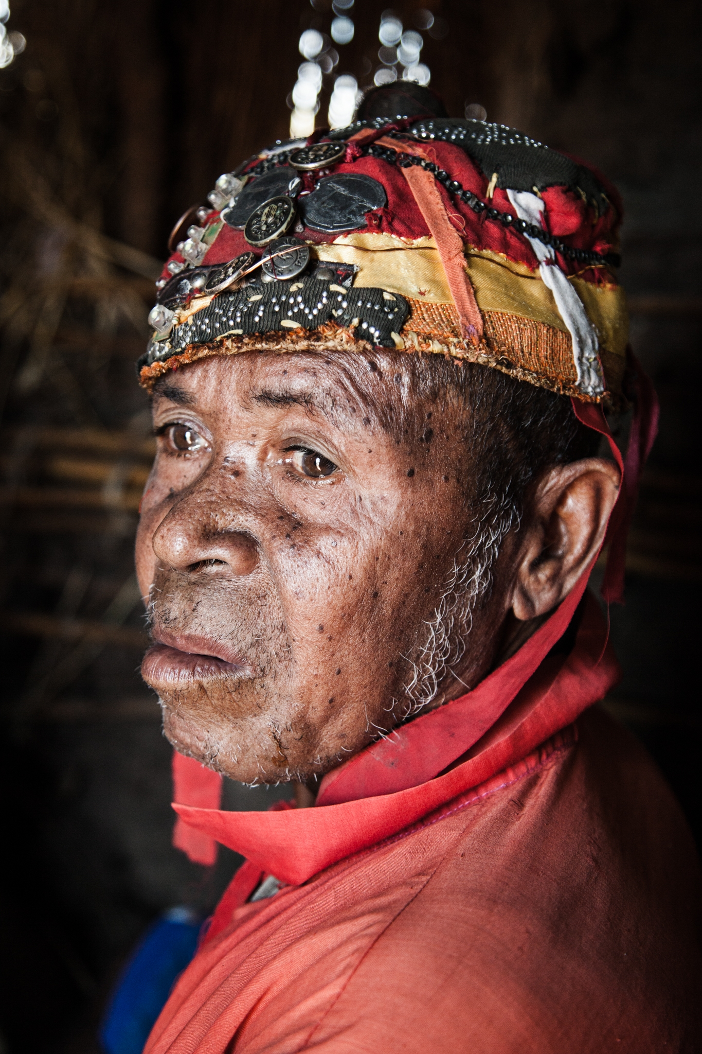 Local Ombiasa [Malagasy Witch Doctor]